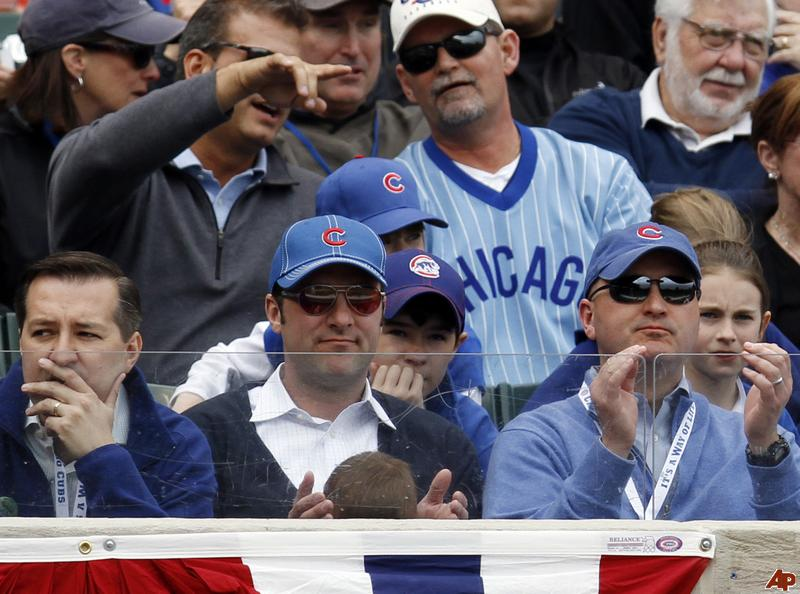 Cubs want to be exempt from amusement