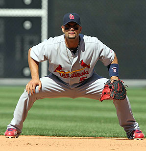 Cardinals fans handle Pujols departure with typical class