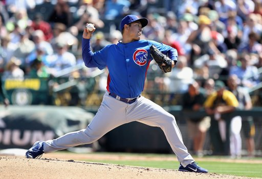 Meet the Cubs Pitchers!