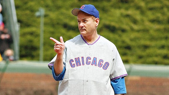 Bill Murray's Sally League Hall of Fame speech is must see for any Cubs fan