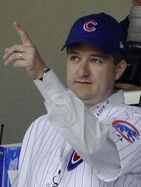 Tom Ricketts knows you're special (just like Todd)