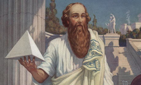 Maybe Pythagoras is just full of shit