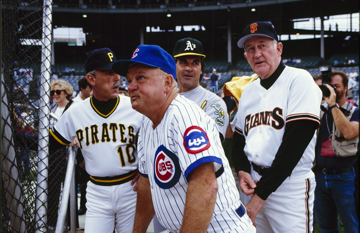 The Cubs have never had an innovative manager?