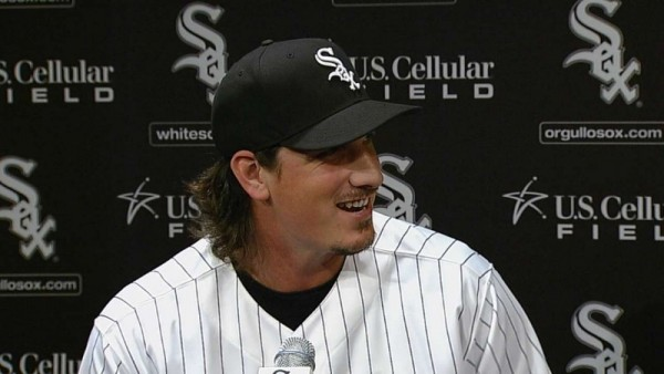 Jeff Samardzija: The Mentalist