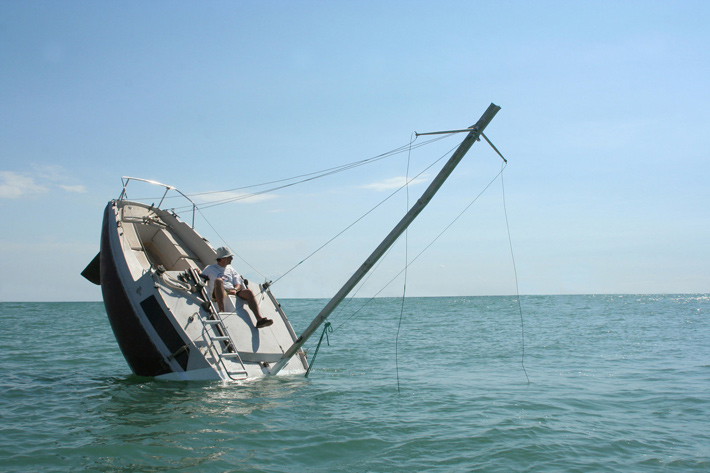 The Cubs ship be sinking