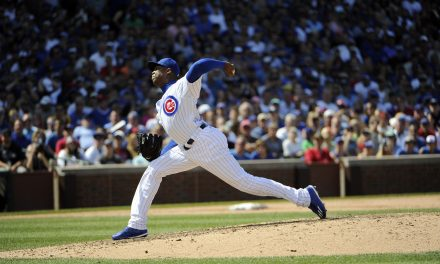 Cubs trade with Yankees: Welcome to the Cubs, Chapman!