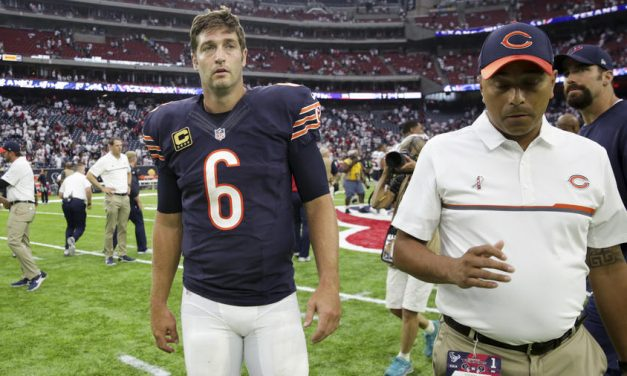 Bearly Pondered – Texans curb stomp Bears