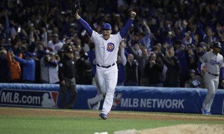 Call the kids, wake the neighbors, the Cubs are going to the World Series