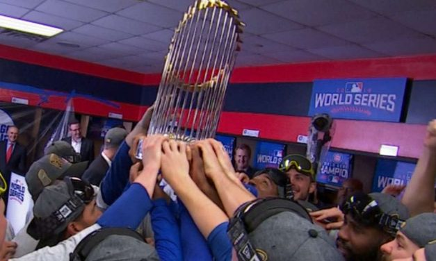 Cubs Report: World Champs Edition