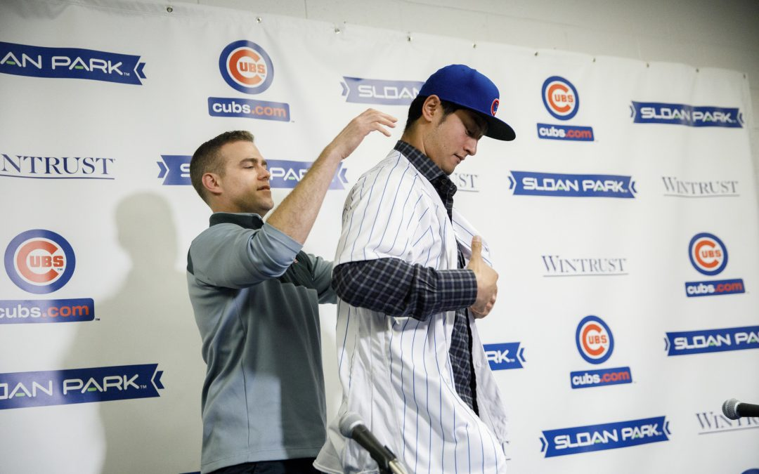 An oral history of the Yu Darvish press conference