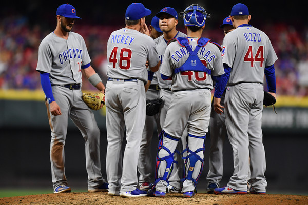 Tweetbag! Who is to blame for the Cubs' shitty starting pitching?